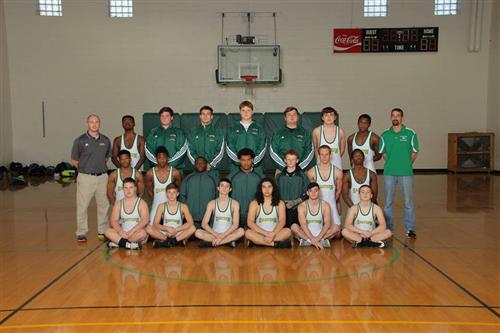 Eastern Alamance Wrestling Team