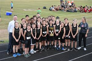 Southern Alamance Middle School Cross Country