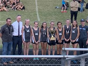Western Alamance Middle School Cross Country
