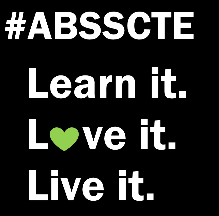 #ABSSCTE Learn it. Love it. Live it.