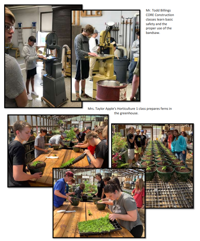 Career & Technical Education (CTE) / CTE News: In Case You