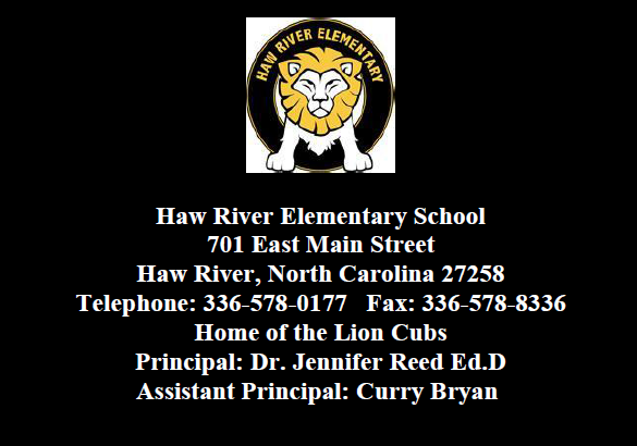 Haw River Information