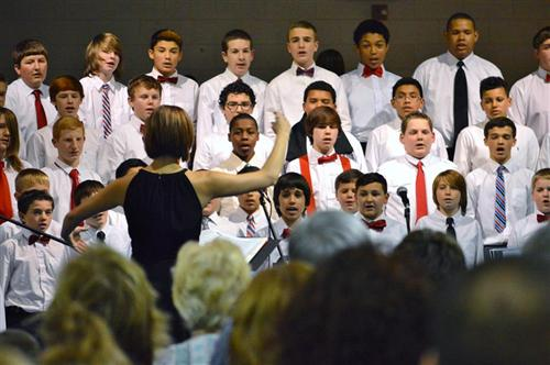 Hawfields Middle School Chorus