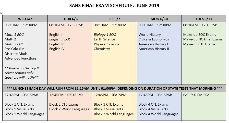 june2019finalexamsched