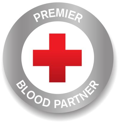 Red Cross Premier Blood Partner
