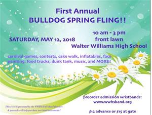 First Annual Spring Fling
