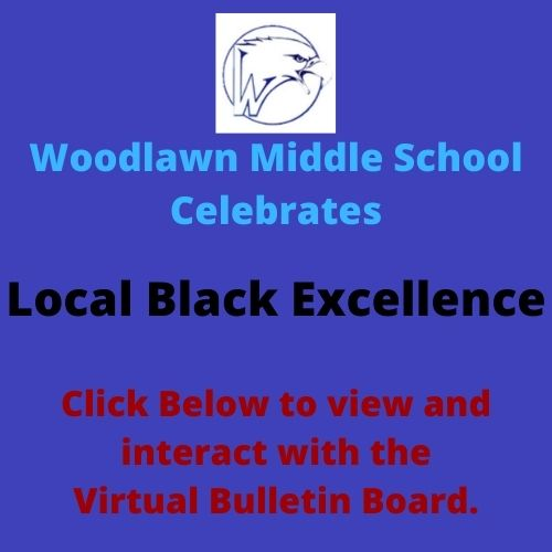 Local Black Excellence Virtual Bulletin Board