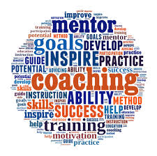 Coaching means to....