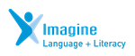 Imagine Language and Literacy Logo