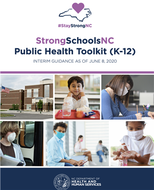 Strong Schools NC Public Health Toolkit