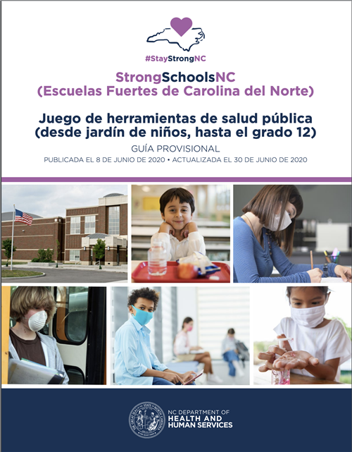 StrongSchoolsNC Spanish