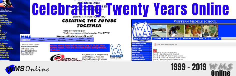 Western Alamance Middle School / Homepage