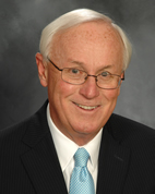 Dr. William Harrison, Interim Superintendent